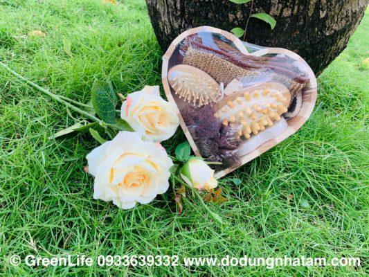 quà tặng tình yêu bằng gỗ tại TPHCM- Green Life