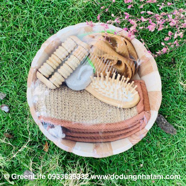 Quà tặng tất niên bằng gỗ tại TPHCM - Green Life