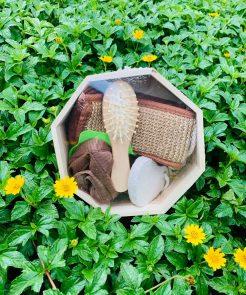 dụng cụ tắm gỗ giá sỉ tại Green Life